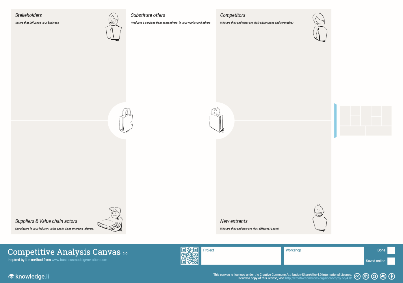 Competitive Analysis Canvas
