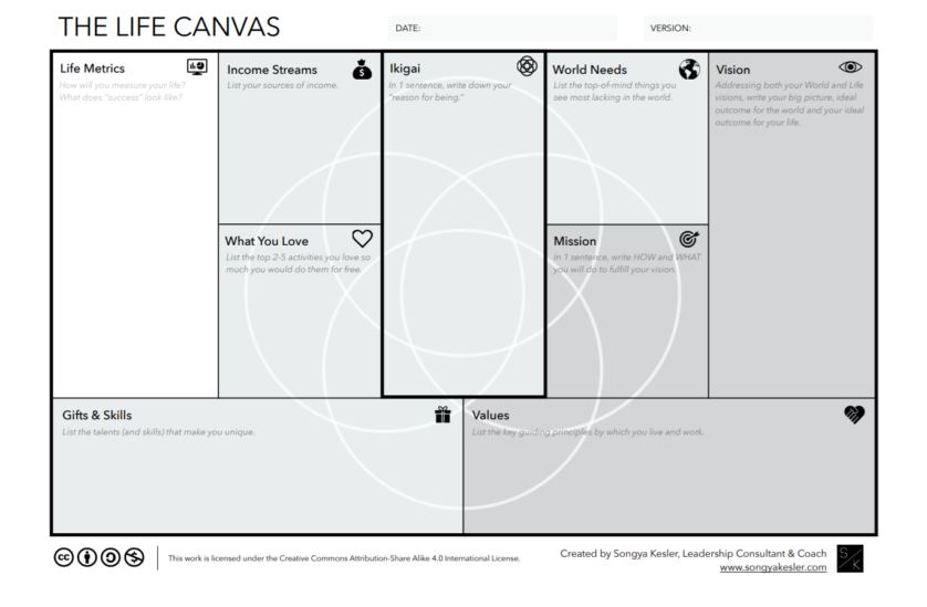 The Life Canvas